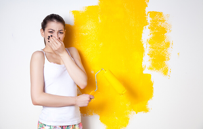 5 Best Ways to Get Rid of Paint Odor