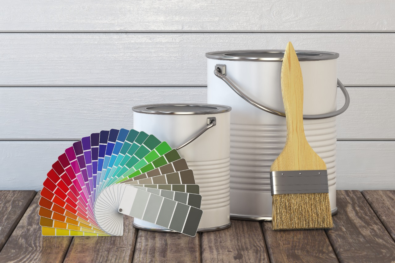 5 Peaceful Paint Colors for Calm Interiors