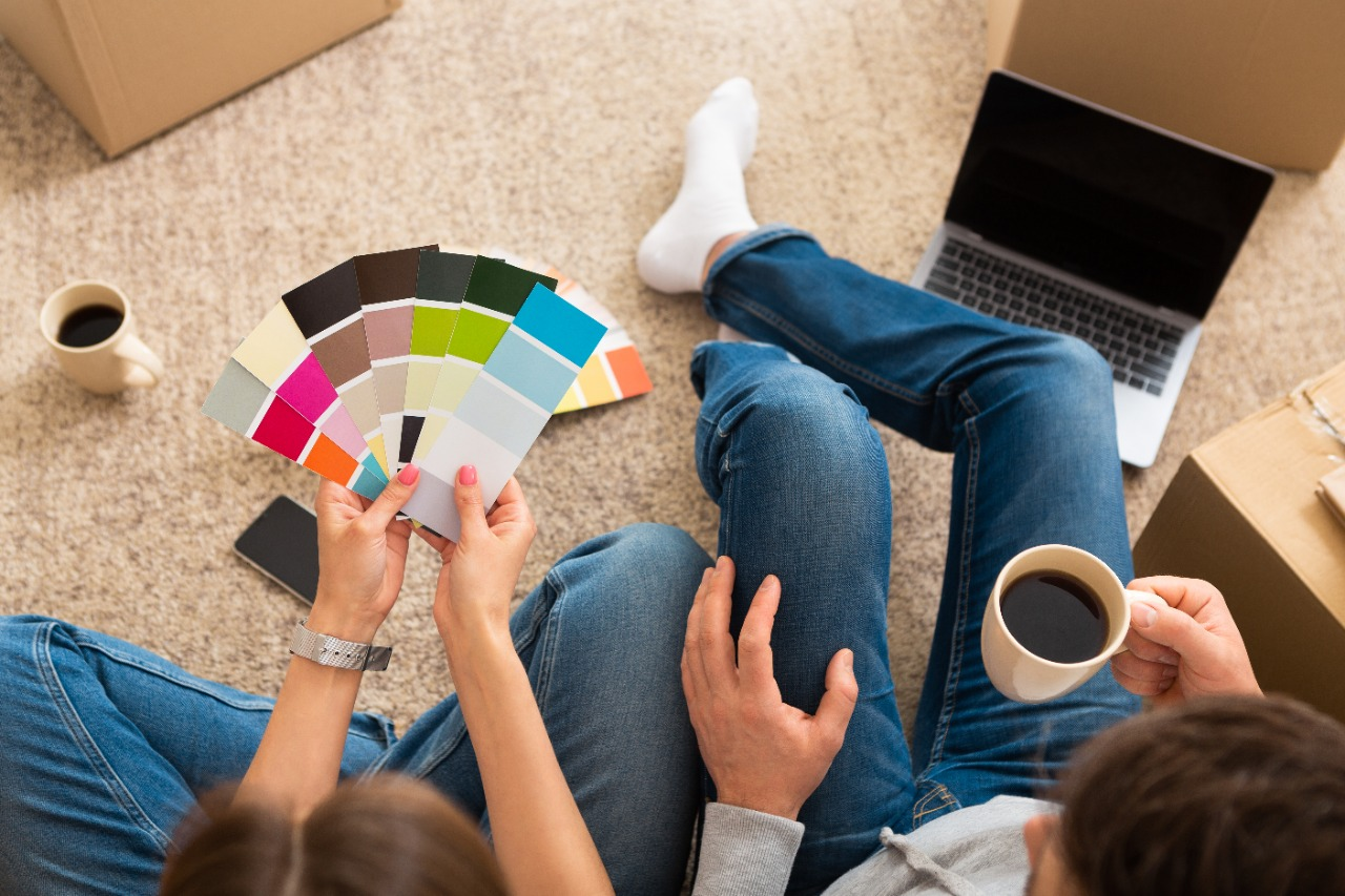 5 wall paint colors for your house in 2021