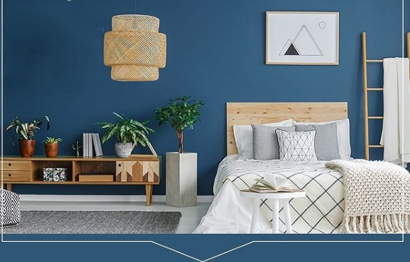 Do colors and patterns of your home really reflect your personality