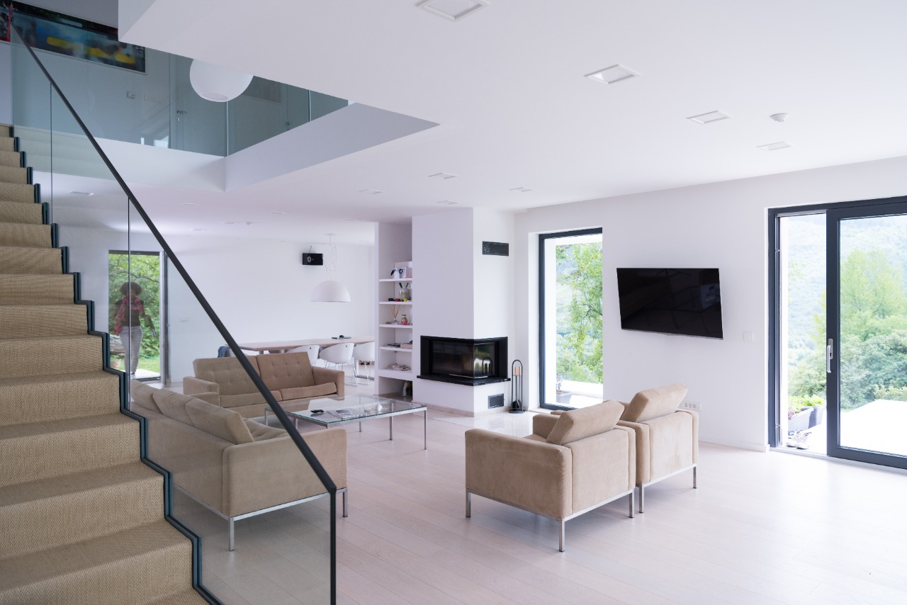 Elevate Your Living Room With Stylish Stair Designs