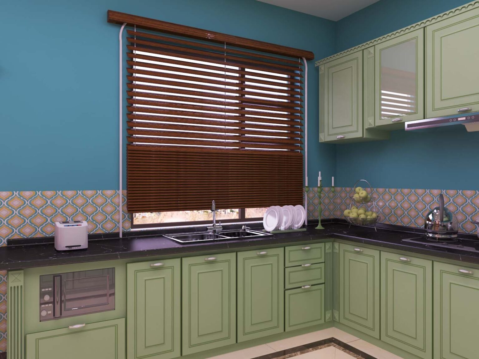 Popular Types Of Modern Kitchen Designs