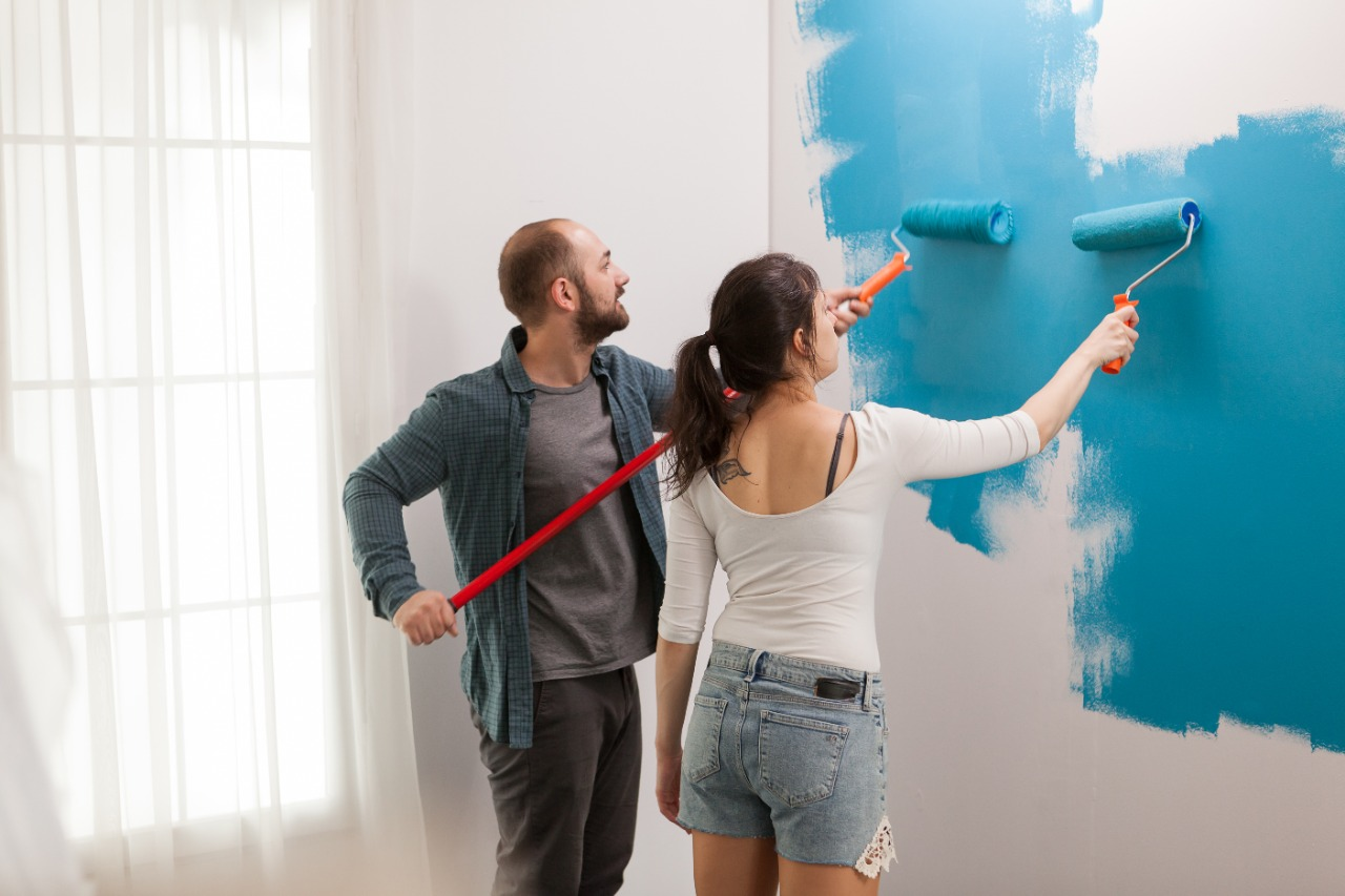 8 Painting Combination for a Beautiful Home