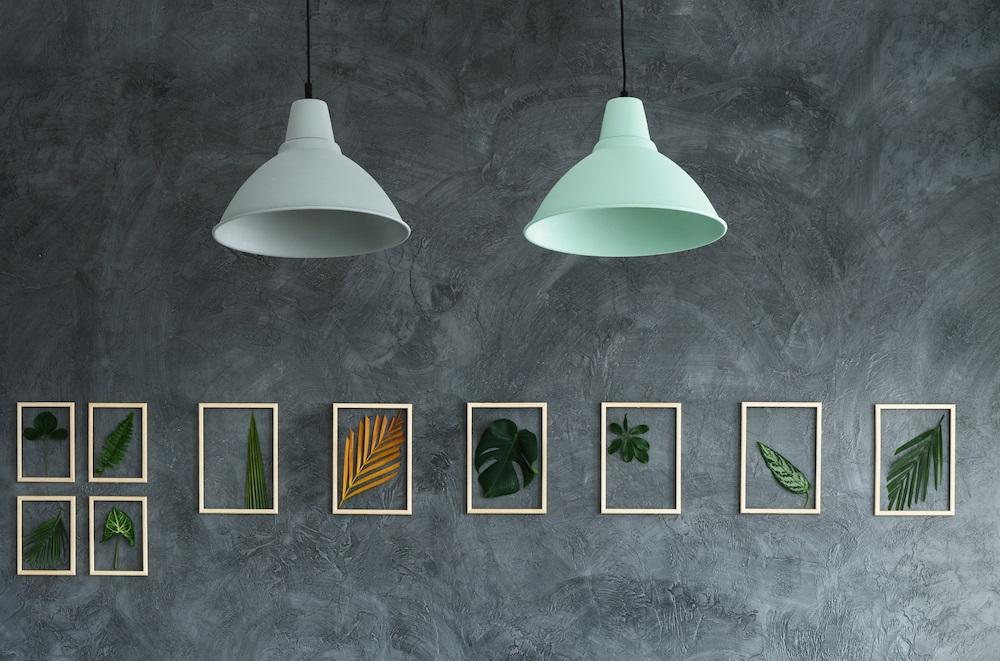 Ways to get textured interior walls