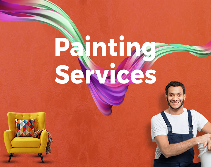 Professional House Painting Services for Your Home | British Paints