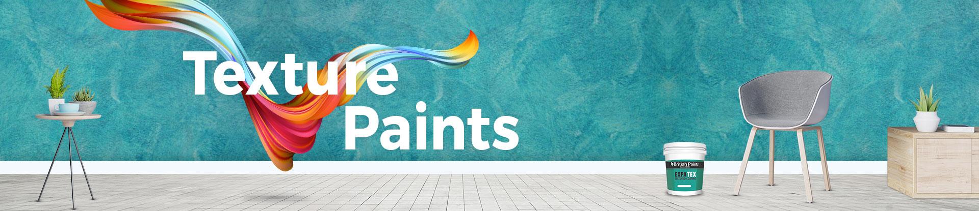Textures Cement Paints, Texture wall Paints, Waterproof Cement Wall Paints India | British Paints