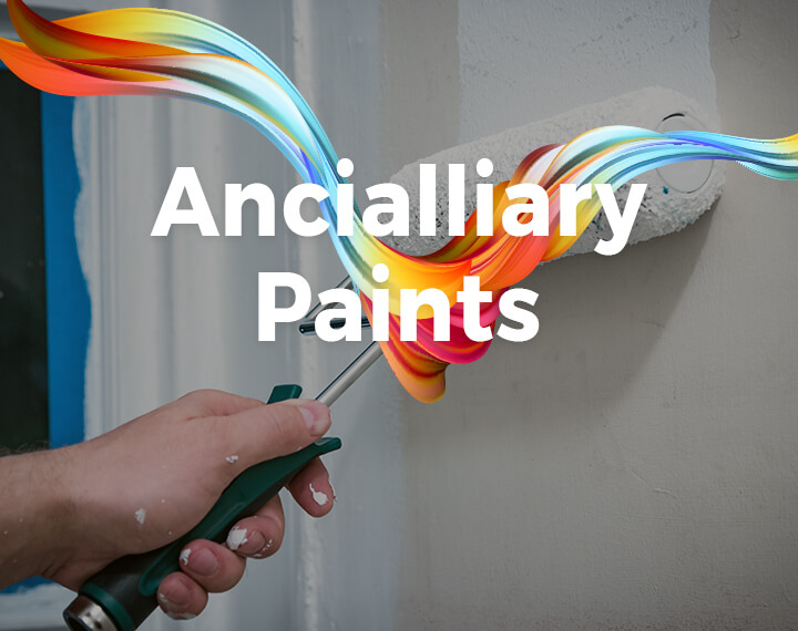 Ancillary Paint Product, ancillary paint coatings, Aluminium Paints Manufacturers | British Paints