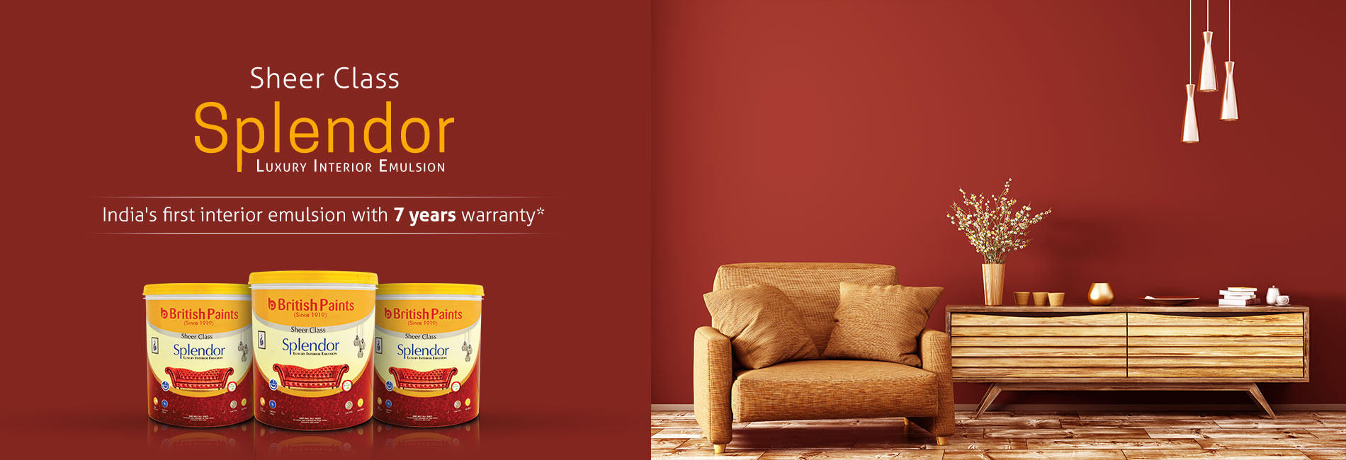 Wall Paints, Home Painting and Waterproofing Solutions in