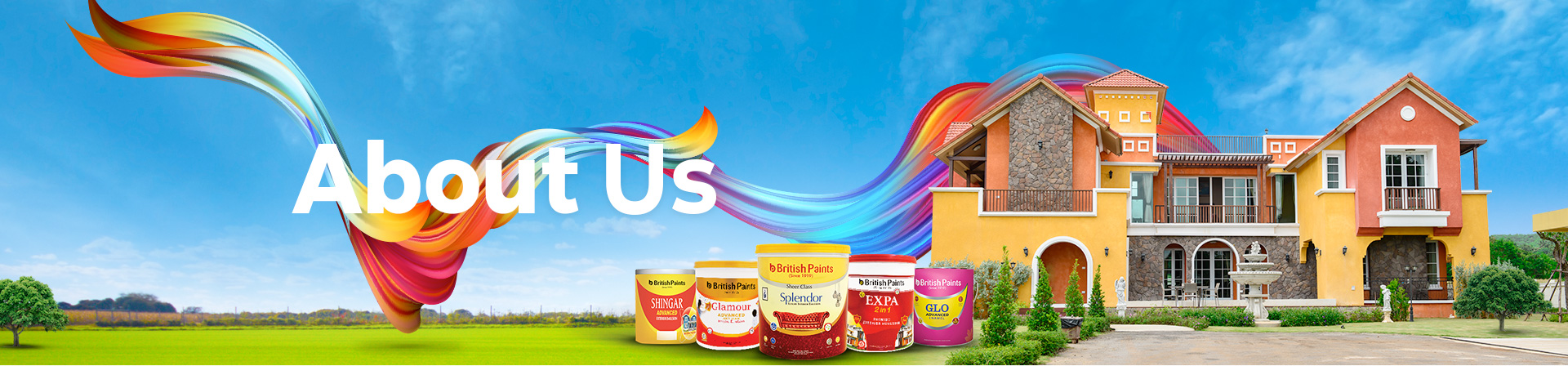 Paint and Colour Company, Paint Manufacturers in India | British Paint