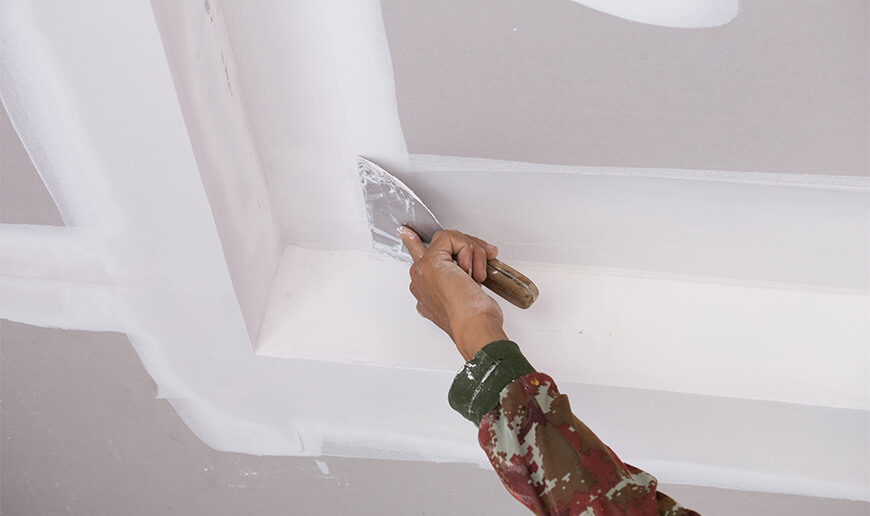 White Cement Based Wall Putty, filler & sealer, Interior & exteriors Wall  Putty | British Paints
