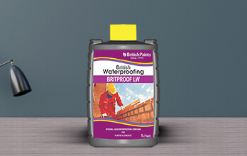British WaterProofing Britproof Advanced