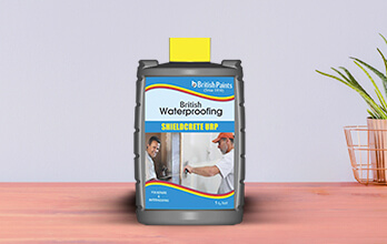 British WaterProofing Shieldcrete Advanced