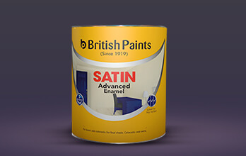 Satin Advanced Enamel